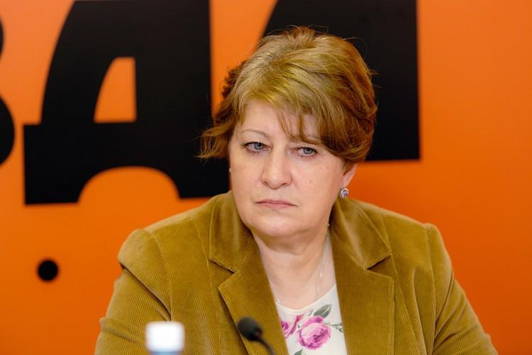 Лариса Брайловская, начальник отдела жилищной политики министерства строительства и инфраструктуры Челябинской области
