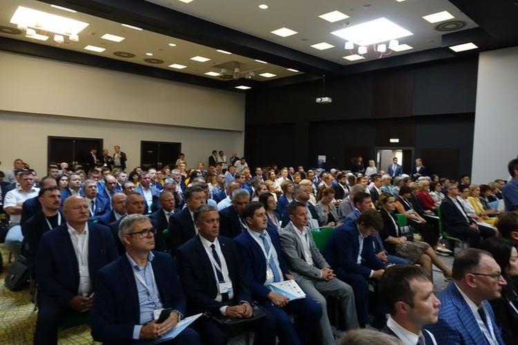 В сессии принимают участие 250 делегатов из 46 российских моногородов