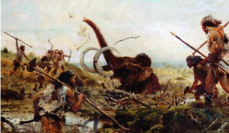 Жизнь неандертальца была полна тягот и лишений.