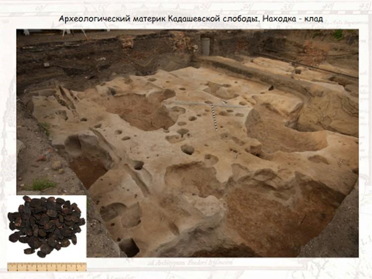 Предметы быта москвичей с основания столицы в XII веке до XIX - начала XX века. Найдены в 1993 году во время масштабных археологических раскопок на Манежной площади