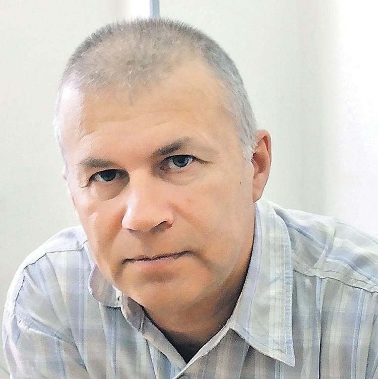 Микробиолог Михаил Супотницкий. Фото: Личный архив