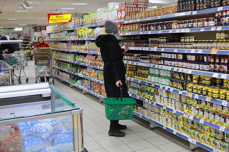 Если средний класс экономит на еде – то он уже не средний