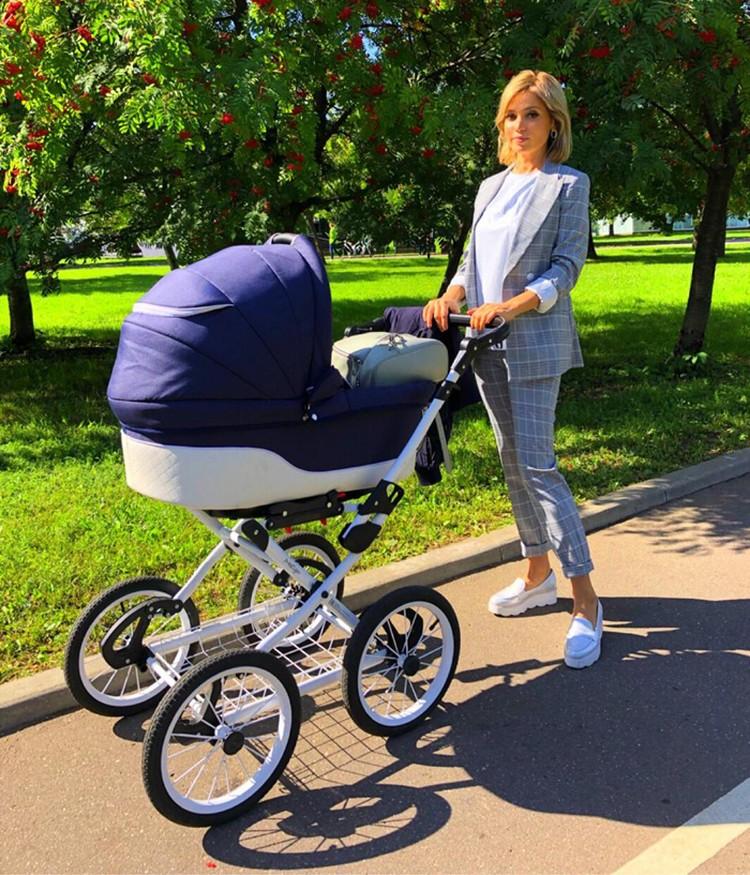 Прохор Шаляпин по-прежнему не дает ей денег на воспитание ребенка