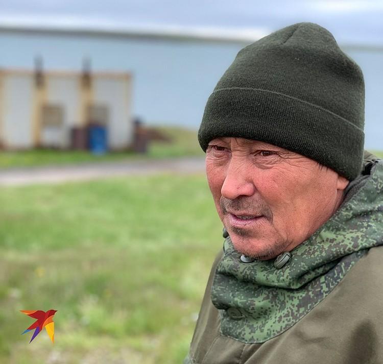 Глава поселения Владимир Пуляев