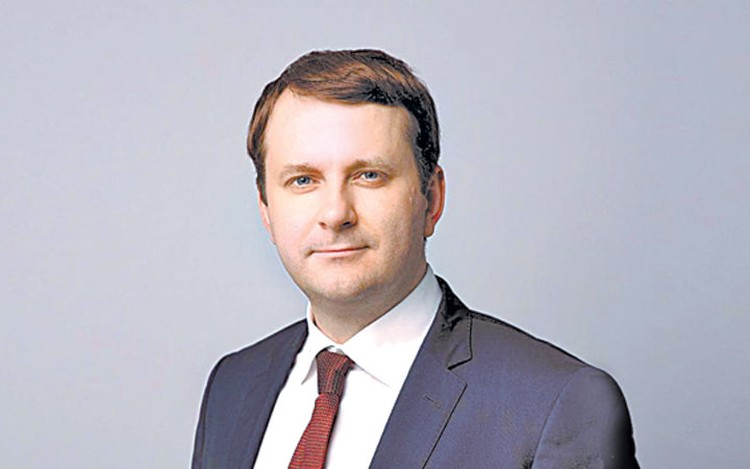 Министр экономического развития РФ Максим ОРЕШКИН.
