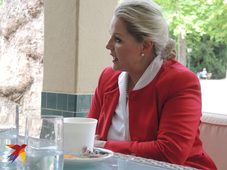 Дорис Сайн-Витгенштейн.
