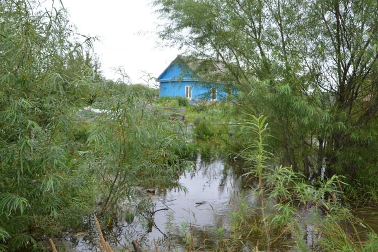 В городе уже подтоплено 13 дач, вода подошла к 3 жилым домам