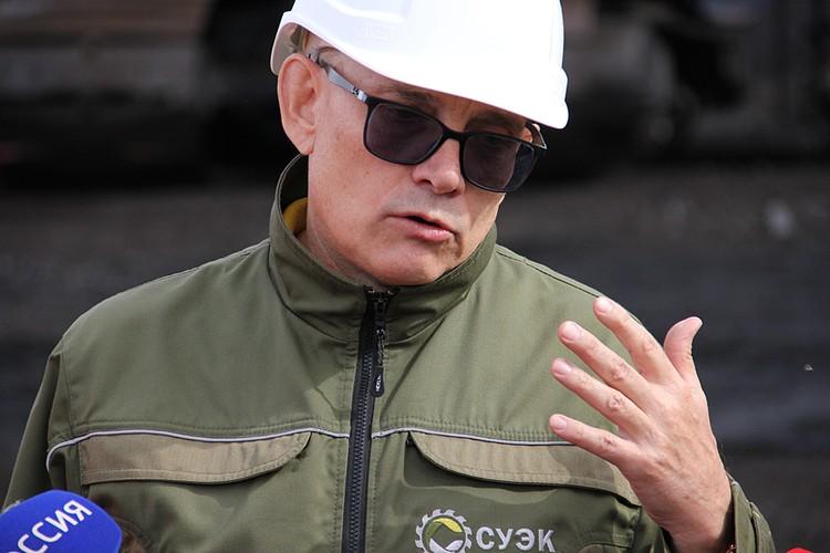 Андрей Федоров обратил внимание, что практически вся Сибирь обогревается углем с Бородинского разреза