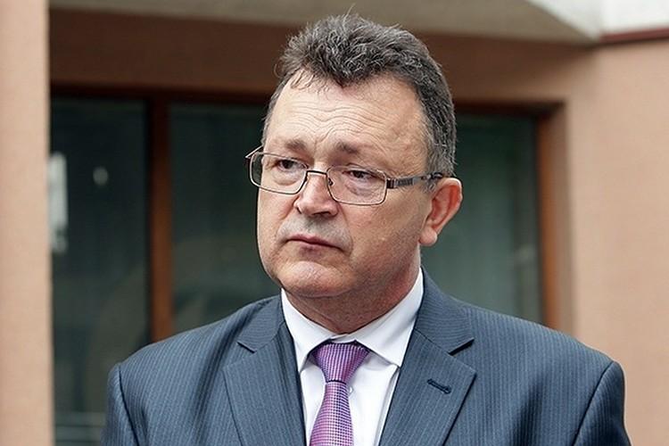 Бывший министр здравоохранения Крыма Петр Михальчевский