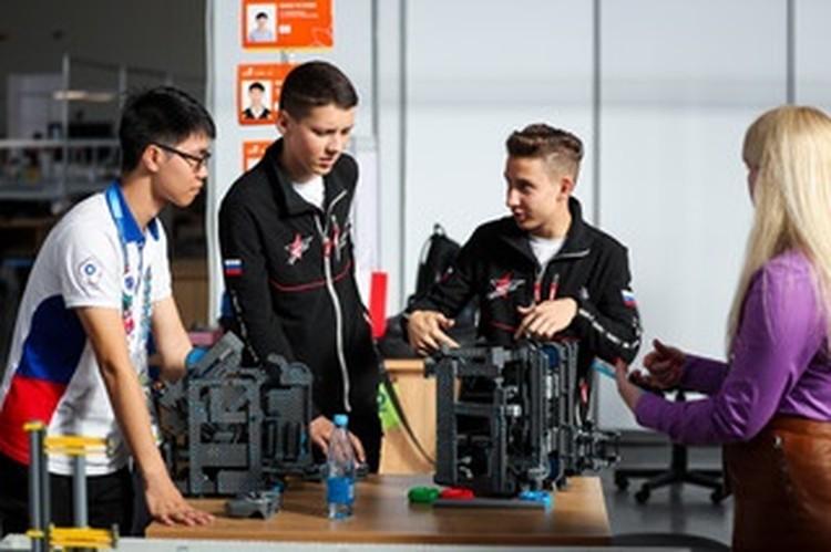 Фото предоставлено пресс-службой Союза «Молодые профессионалы» (WorldSkills Россия).