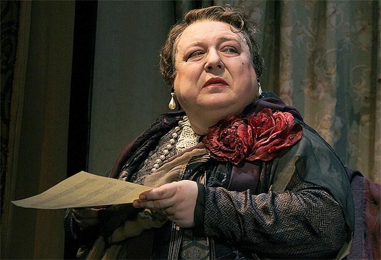 Актер сожалеет, что пока не занят в новых постановках