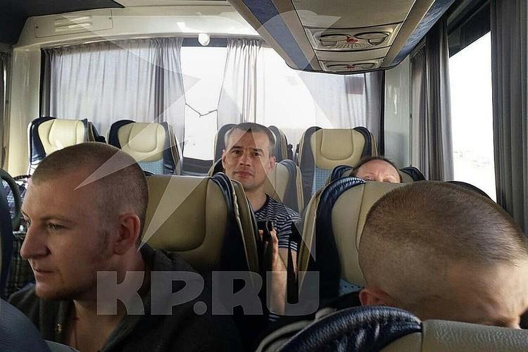 Состоялся обмен задержанными с Украиной