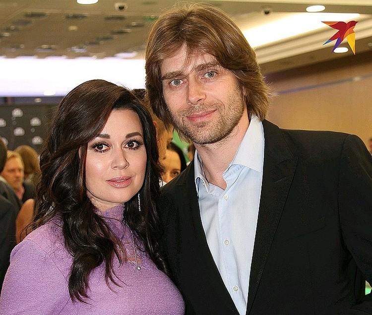 Анастасия с мужем Петром Чернышевым