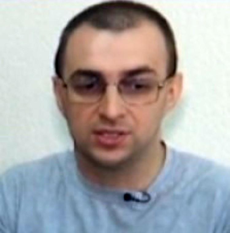 Алексей Лазаренко, гражданин Украины