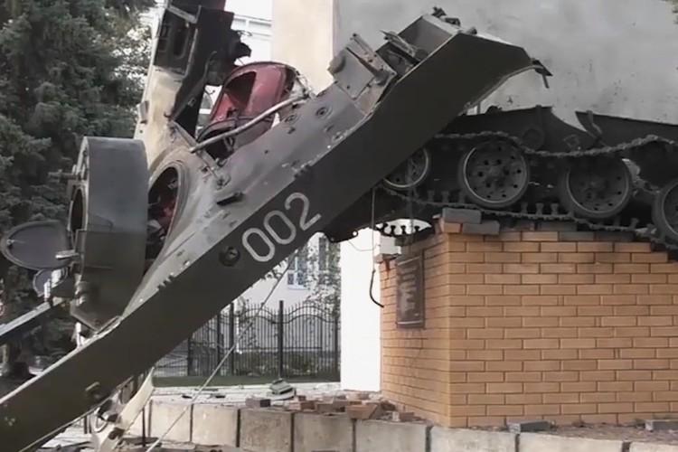 На счету Вадима Дреева четыре взрыва на территории ЛНР. Фото: МГБ ЛНР
