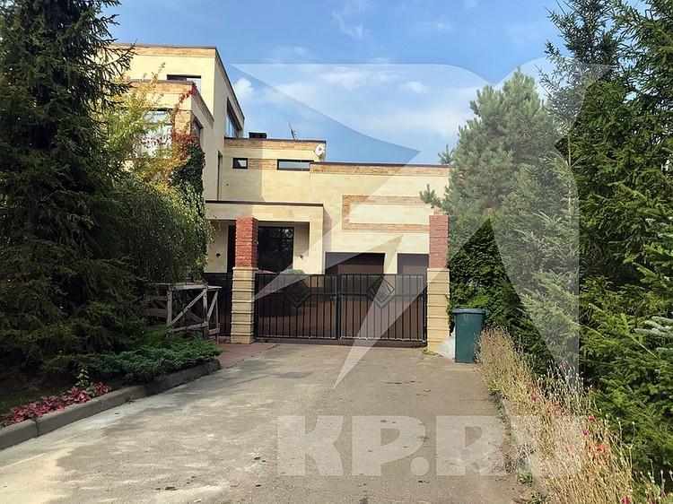 Дом Анастасии Заворотнюк