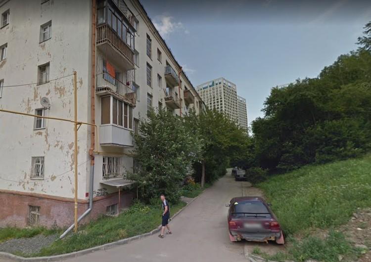 Хозяин Хаски живет на окраине города. Фото: Google maps