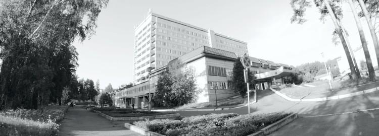 Клиническая больница №51 в Железногорске. Фото: официальная группа больницы в ВК