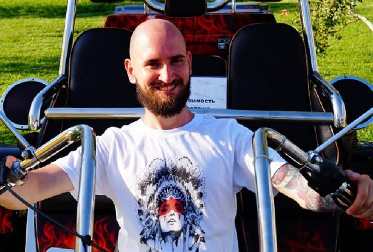 У пострадавшего ДЦП и вторая группа инвалидности. Фото: предоставлено героем публикации Александром