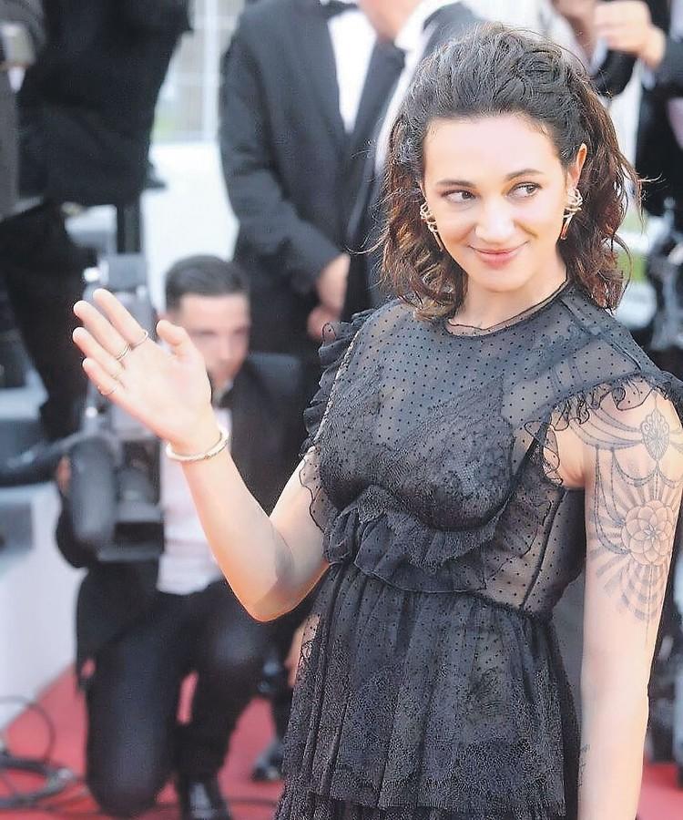 Актриса Азия Ардженто - одна из тех, кого Вайнштейн принудил к сексу. Фото: instagram.com/asiaargento