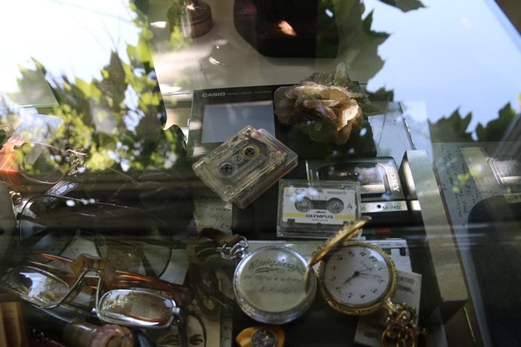 В доме-музее остались все личные вещи писателя.