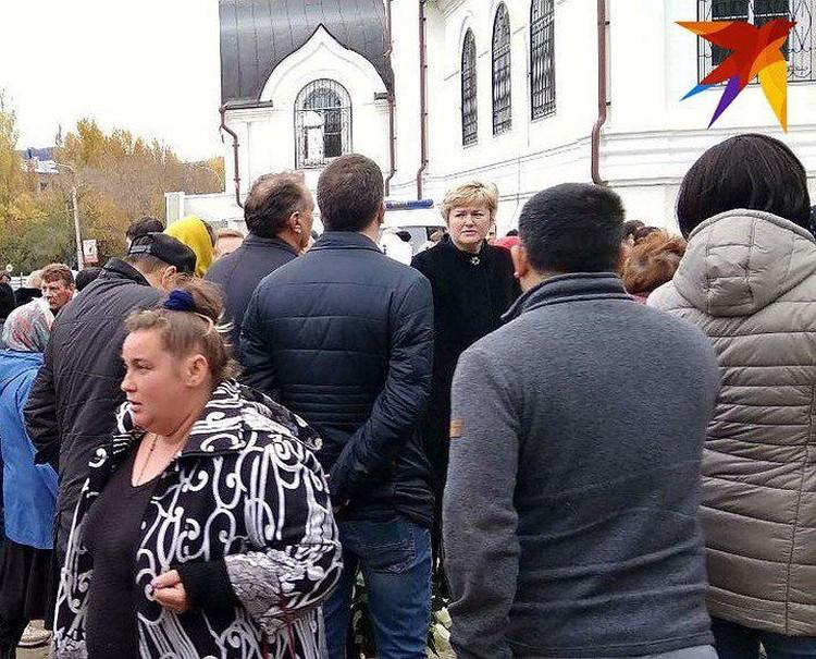 Председатель правительства Саратовской области Стрелюхин приехал на отпевание Лизы Киселёвой