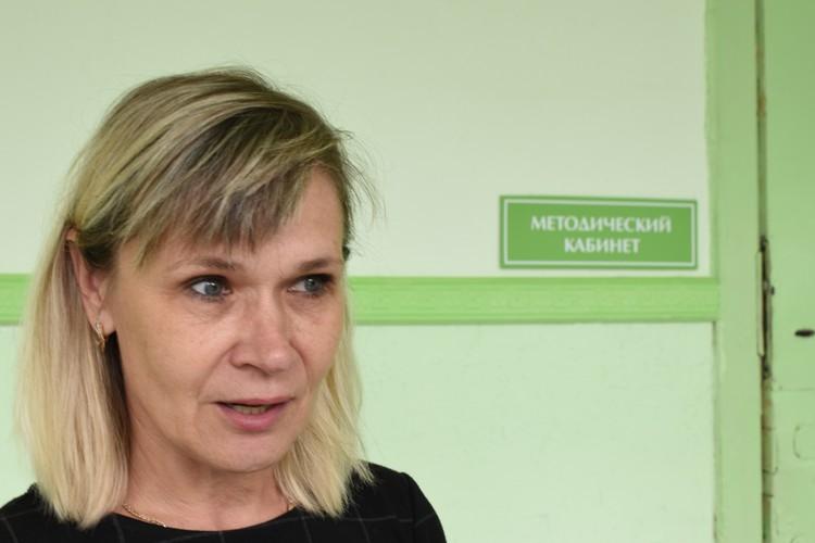 Светлана Прутковская работает в колледже более 20 лет
