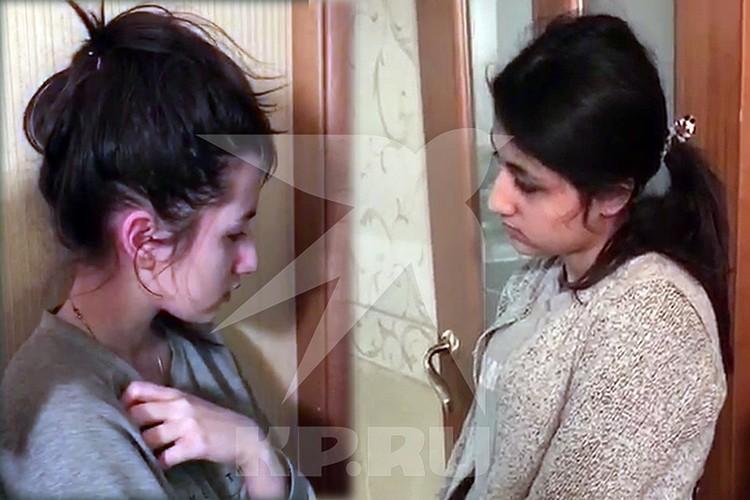 Наказания дочек Михаил Хачатурян записывал на видео.
