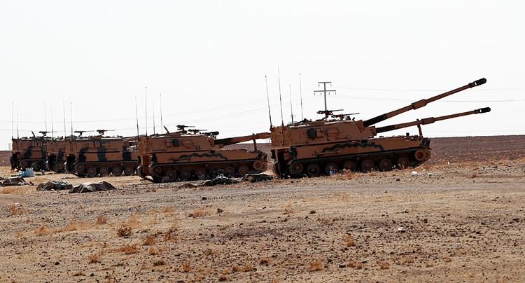 Турция давно объявила войну Сирии — негласно, разумеется