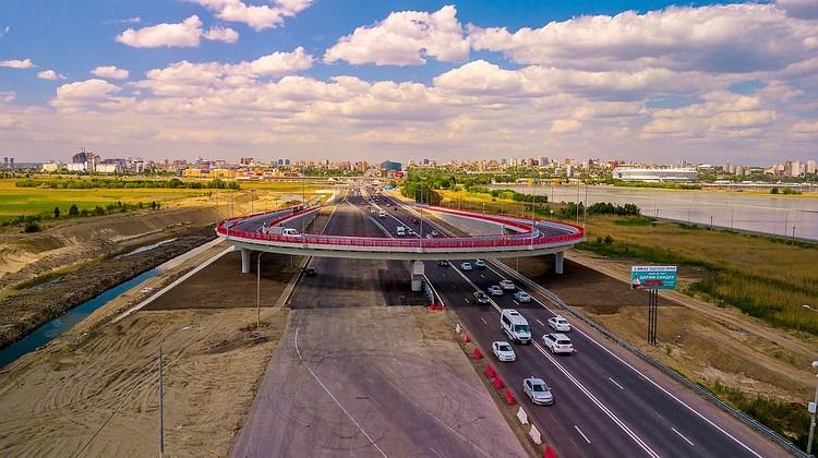 Пойменный мост расширят до восьми полос. Фото: ФКУ Упрдор Москва-Волгоград