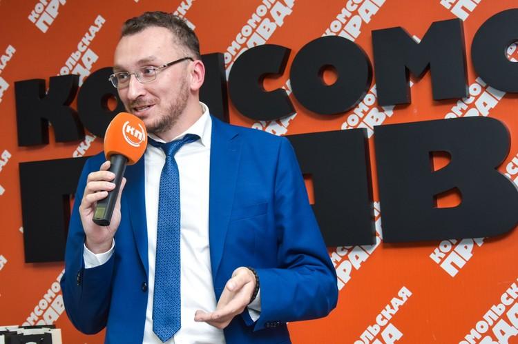Александр Колупаев поблагодарил участников за смелость, ведь открытое голосование - сложный процесс.