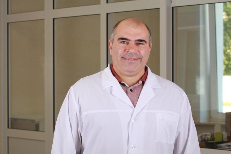 Ашот Авдалян, заведующий патологоанатомическим отделением