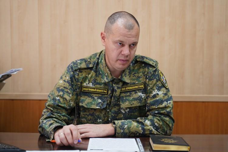 Евгений Палаев работой в правоохранительных органах интересовался с детства