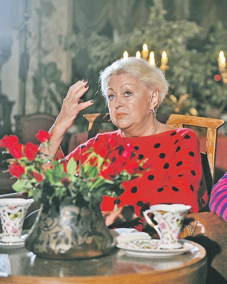 Людмила Поргина прожила с мужем 45 лет.
