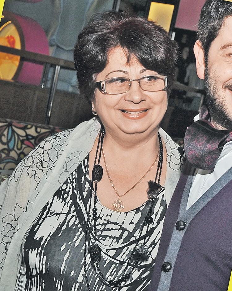 Сусанна Галустян гордится сыном.