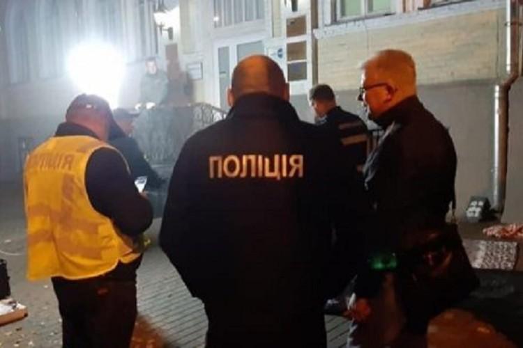 Основная версия полиции - неосторожное обращение с гранатой. Фото: kievvlast.com.ua