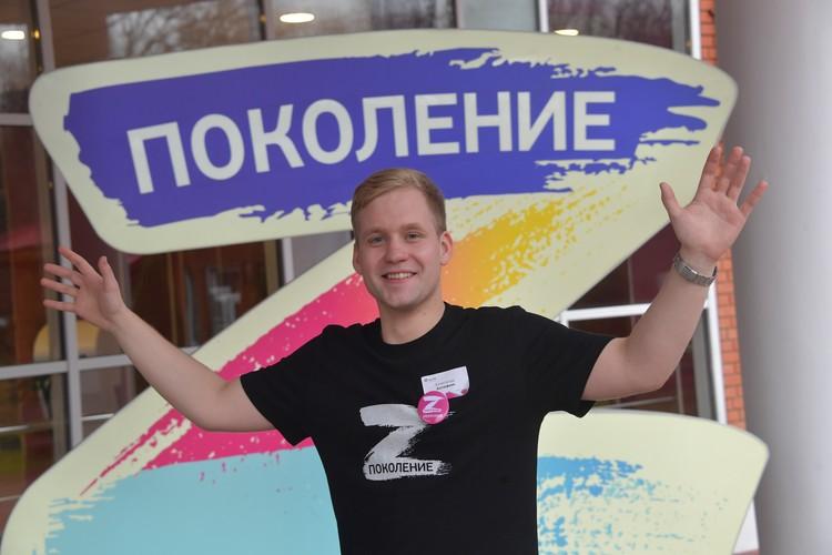 Будущий юрист Александр Антюфеев приехал в лагерь из Кировской области.