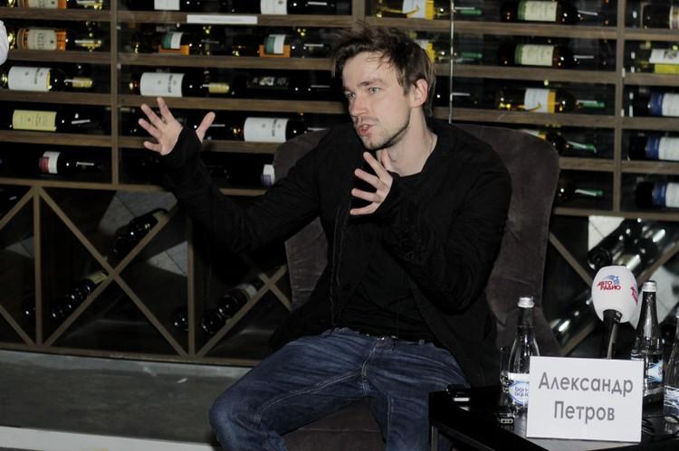 Александр признался, что съемки в фильме были не самые простые