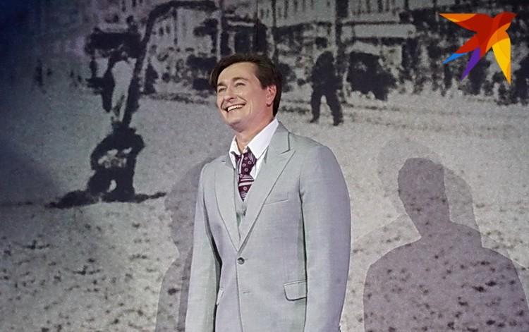 Сергей Безруков в Воронеже.