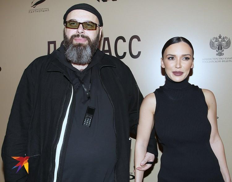 Максим Фадеев и Ольга Серябкина.