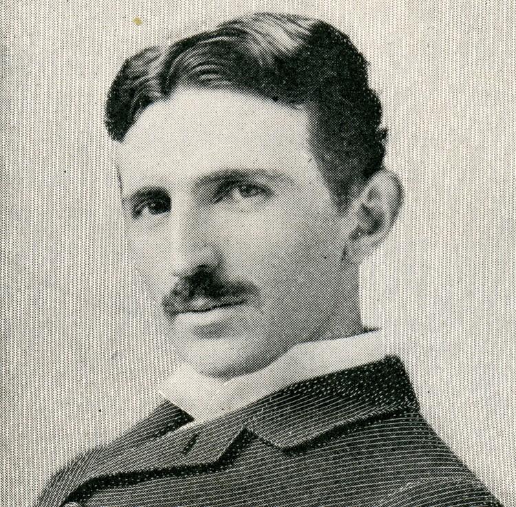 Учёный-физик Никола Тесла.