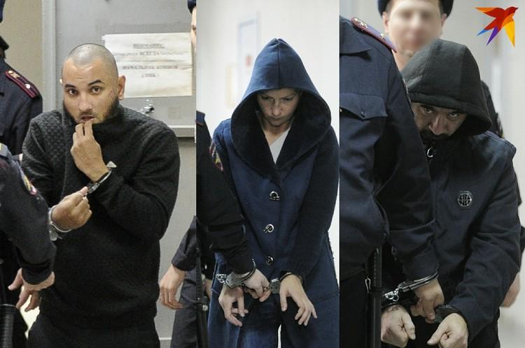 Предполагаемые убийцы признали вину лишь частично