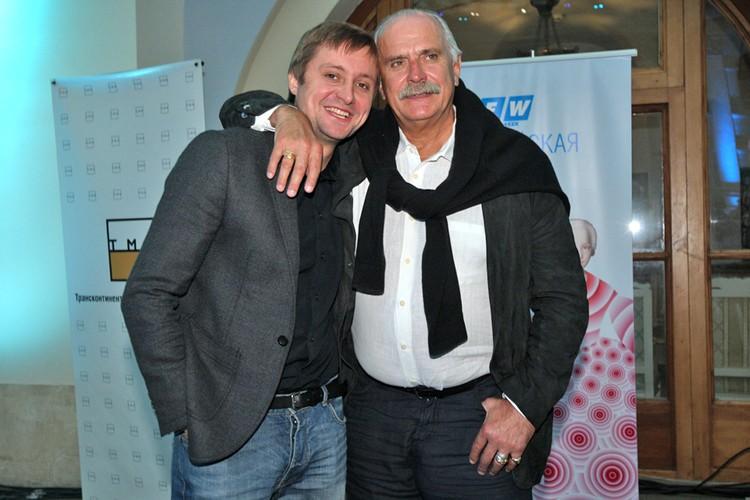 Артем Михалков и его знаменитый отец