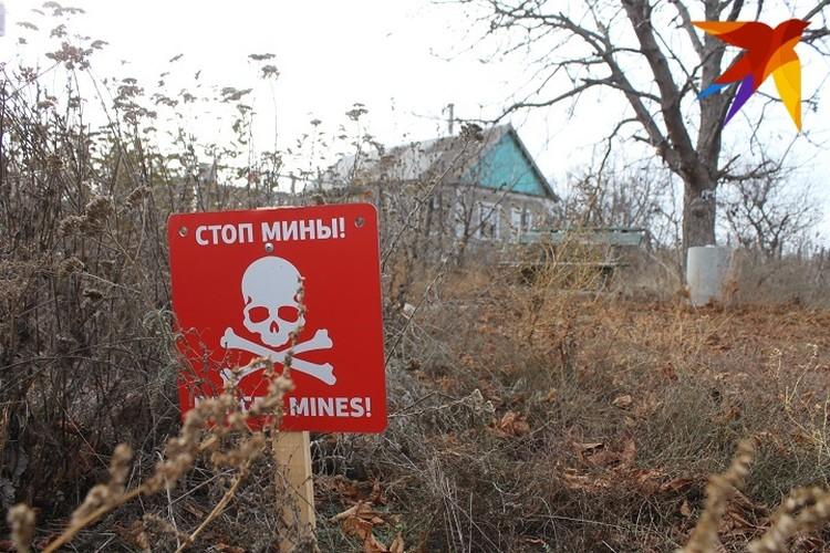 Жителей в селе Петровское практически не осталось