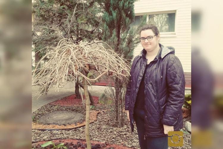 Юлия Сергачева рассказала «Комсомолке» историю своего похудения. Фото: архив героя публикации