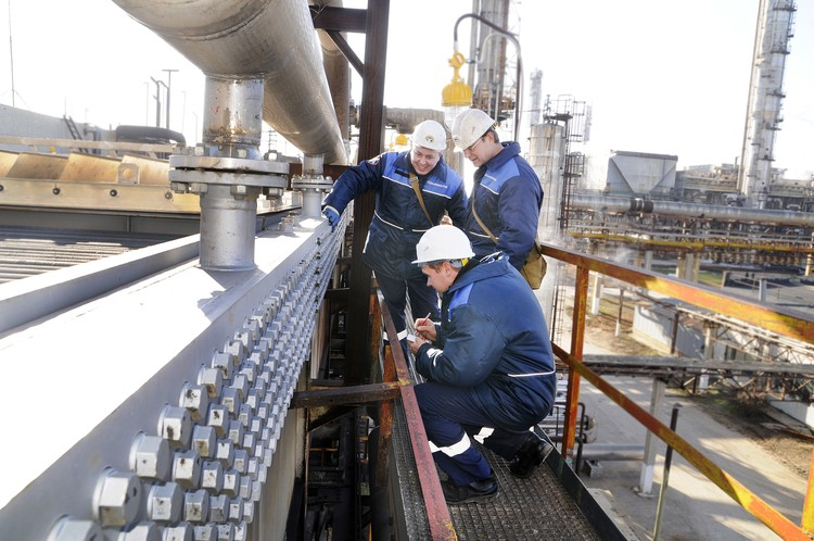 С 2012 г. на ТОАзе активно и системно ведется модернизация производственных мощностей.