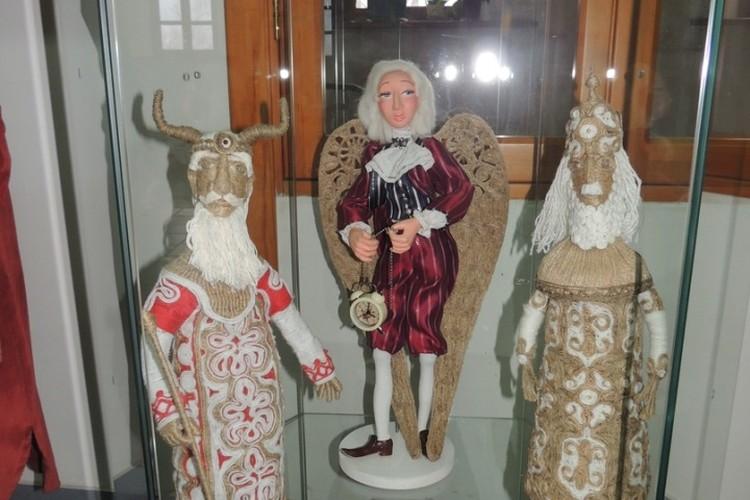 Куклы - это не просто игрушки. Во все времена они были оберегами, образами богов, помощниками и даже советчиками!Фото: Наталья ПАНЬШИНА