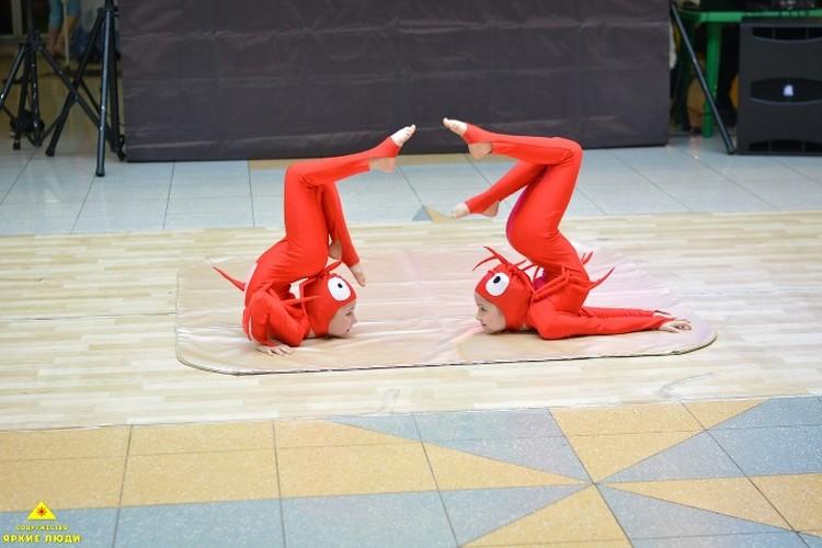Цирковое и гимнастическое искусство - это настоящий волшебный мир, где есть место всему самому чудесному и невероятному. Фото: Александр ИВАННИКОВ