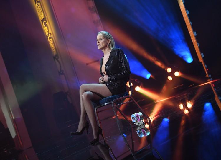 Шэрон предложила зрителям разделить с нею момент, который изменил всю ее жизнь.
