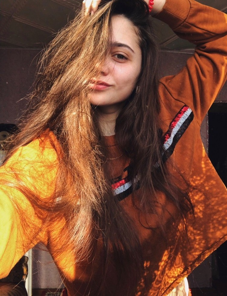 Участница «Мисс Кузбасс 2019» Диана Желтухина. ФОТО: из личного архива героини публикации.